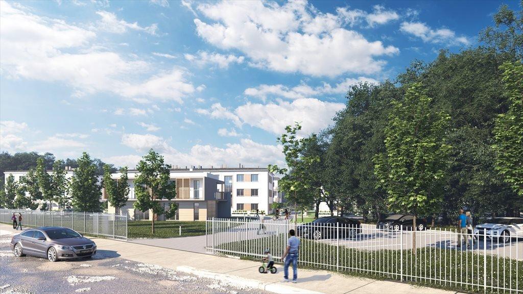 Nowe mieszkanie dwupokojowe Osiedle Na Zdrowiu Łódź, Polesie, Biegunowa  43m2 Foto 1