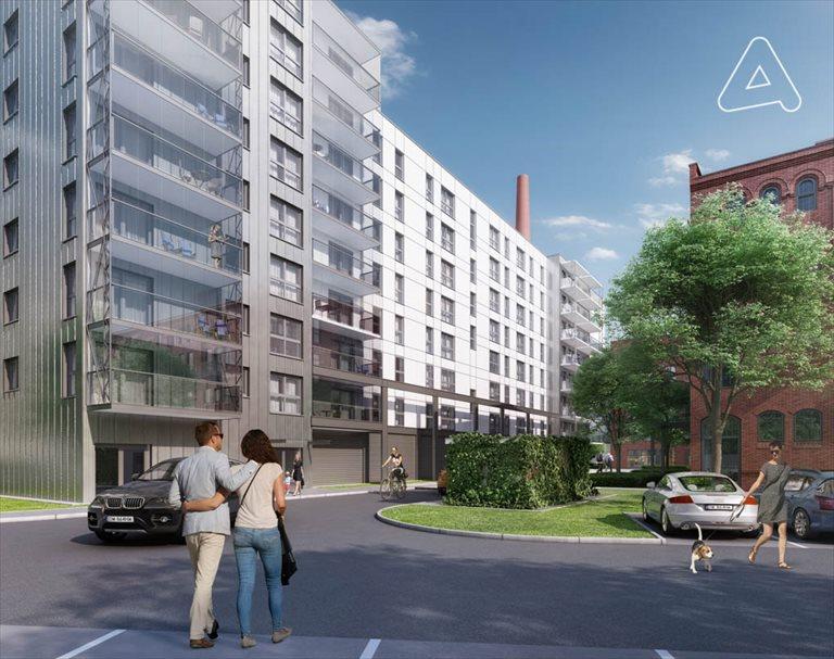 Nowe mieszkanie trzypokojowe Browary Wrocławskie  Mieszkania 1-5 pokojowe od 33 do 117 m2 Wrocław, Śródmieście, Jedności Narodowej  51m2 Foto 11