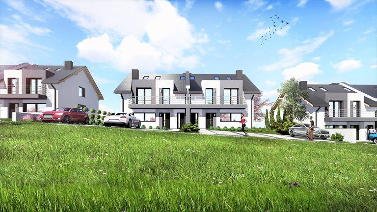 Nowe mieszkanie trzypokojowe Osiedle Ulica Srebrna Zielonki, Marszowiec, Ulica Srebrna, Galicyjska  62m2 Foto 5