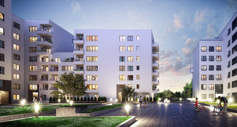 Nowy lokal użytkowy Dom w Dolinie Trzech Stawów - Lokal Usługowy Katowice, Sikorskiego 45  101m2 Foto 8