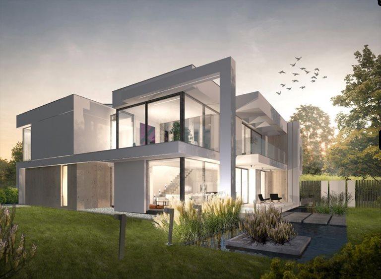 Nowy dom Hampton Residence Wilanów Warszawa, Wilanów, Hlonda  256m2 Foto 7