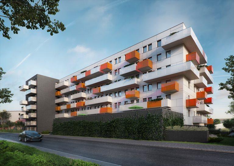 Nowe mieszkanie dwupokojowe Microklimat Wrocław, Brzoskwiniowa  51m2 Foto 2