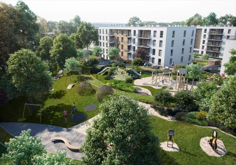 Nowe mieszkanie dwupokojowe Leszczynowy Park Gdańsk, Jasień, Leszczynowa  46m2 Foto 6