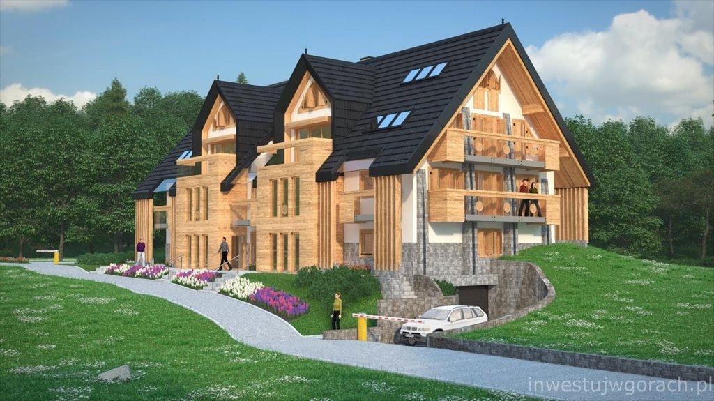 Nowe mieszkanie dwupokojowe Antałówka Residence Zakopane, Droga na Antałówkę 11  39m2 Foto 8