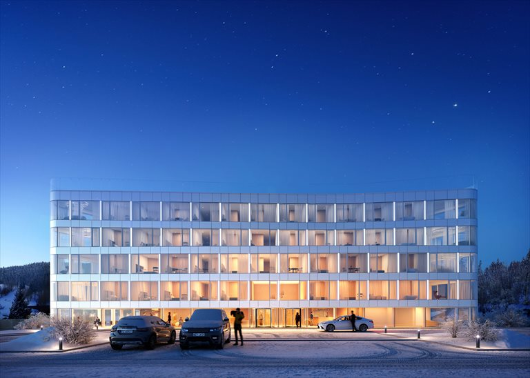 Condo Apartament jednopokojowy Aparthotel Biała Perła Stronie Śląskie, Sienna  22m2 Foto 2