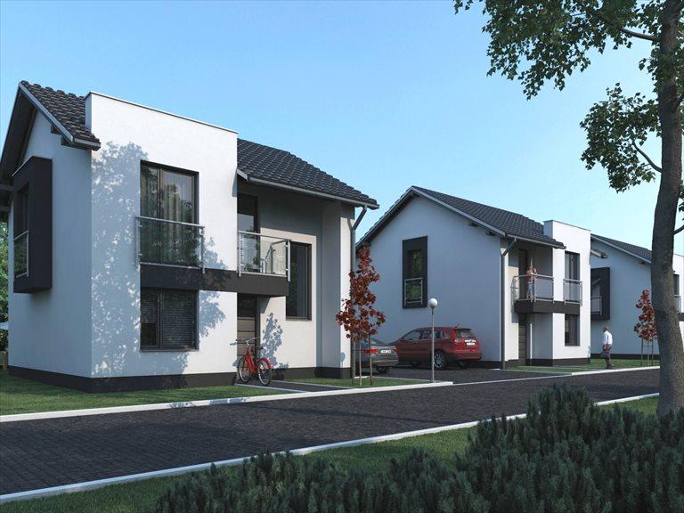 Nowy dom Domy wolnostojące - Nowe osiedle Niepołomice Niepołomice, Centrum, Wrzosowa  82m2 Foto 2