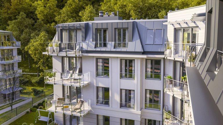 Nowe mieszkanie czteropokojowe  Apartamenty Jaśkowa Dolina 73 Gdańsk, Wrzeszcz, Apartamenty Jaśkowa Dolina 73, Jaśkowa Dolina 73  69m2 Foto 4