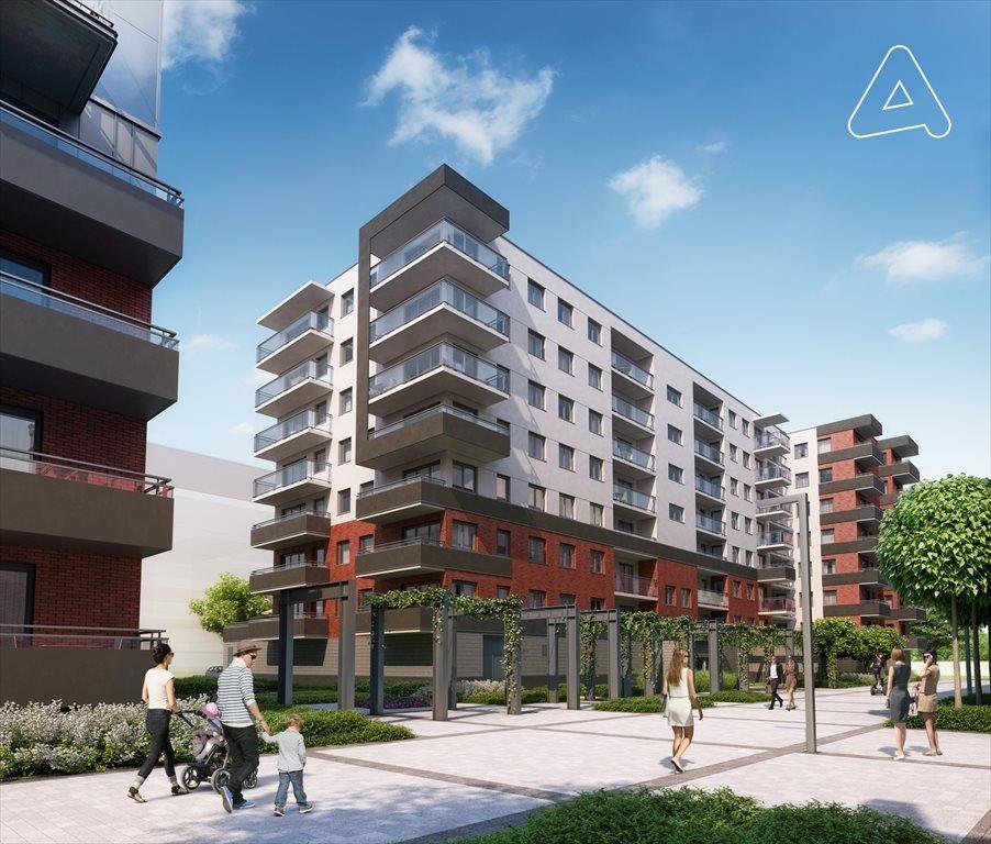 Nowe mieszkanie trzypokojowe Browary Wrocławskie  Mieszkania 1-5 pokojowe od 33 do 117 m2 Wrocław, Śródmieście, Jedności Narodowej  51m2 Foto 1