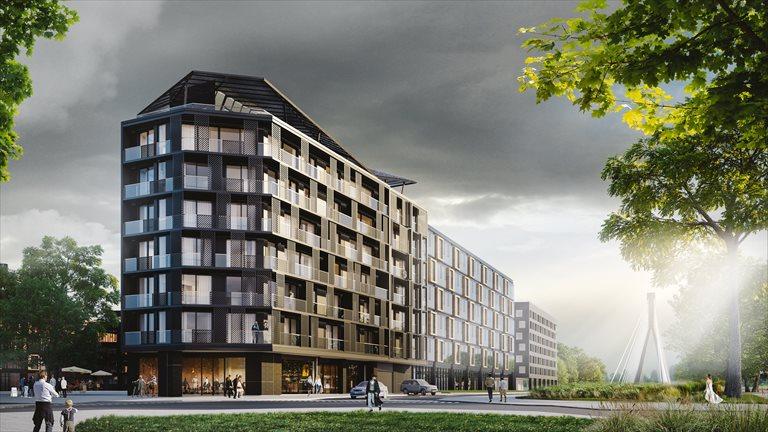 Apartamenty Dobra 32 Warszawa, Powiśle, Dobra 32  Foto 1