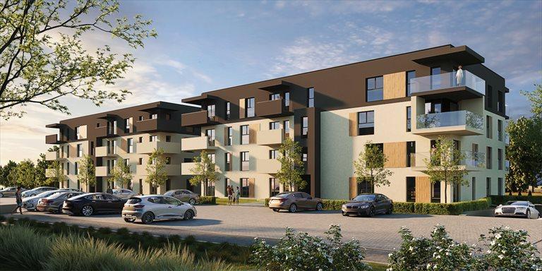 Nowe mieszkanie dwupokojowe Nowy Sikornik Gliwice, Sikornik, Biegusa  34m2 Foto 1