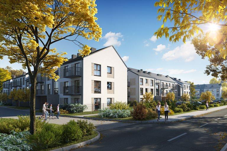 Nowe mieszkanie dwupokojowe MUROWANA Wrocław, Swojczyce, Murowana  46m2 Foto 2