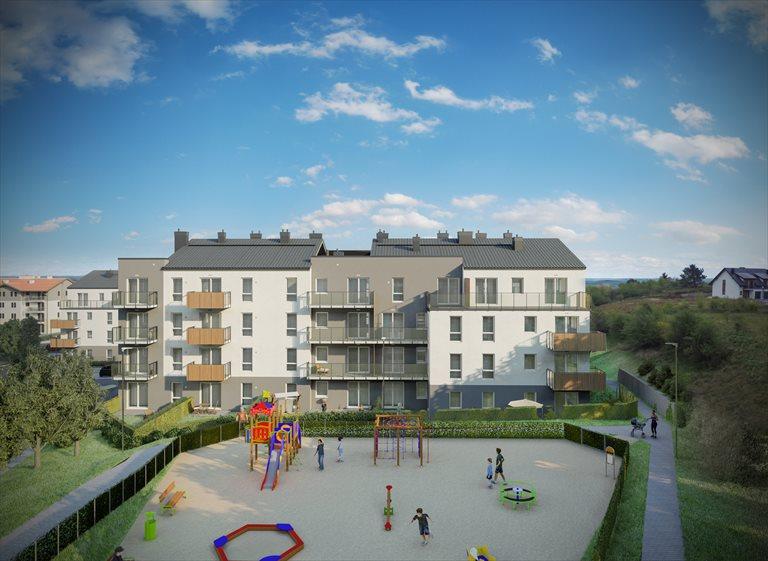 Nowe mieszkanie trzypokojowe Osiedle Kasztanowe Borkowo, Kasztanowa 75A,B,C  67m2 Foto 7