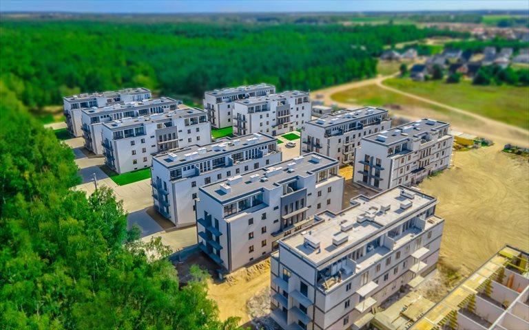 Nowe mieszkanie dwupokojowe Osiedle Poznańskie Poznań, Czapury, Poznańska 3  34m2 Foto 7