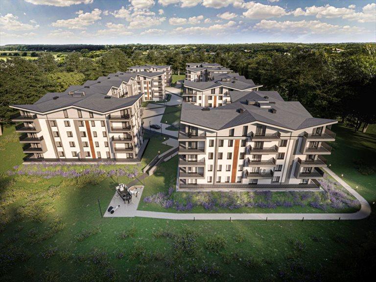Nowe mieszkanie trzypokojowe Botanic Park Łódź, Polesie, Konstantynowska 64c  65m2 Foto 5