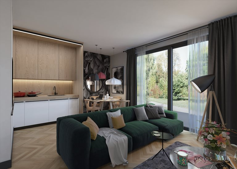 Nowe mieszkanie czteropokojowe  Osiedle Magenta Ożarów Mazowiecki, ul. Rubinowa  125m2 Foto 6
