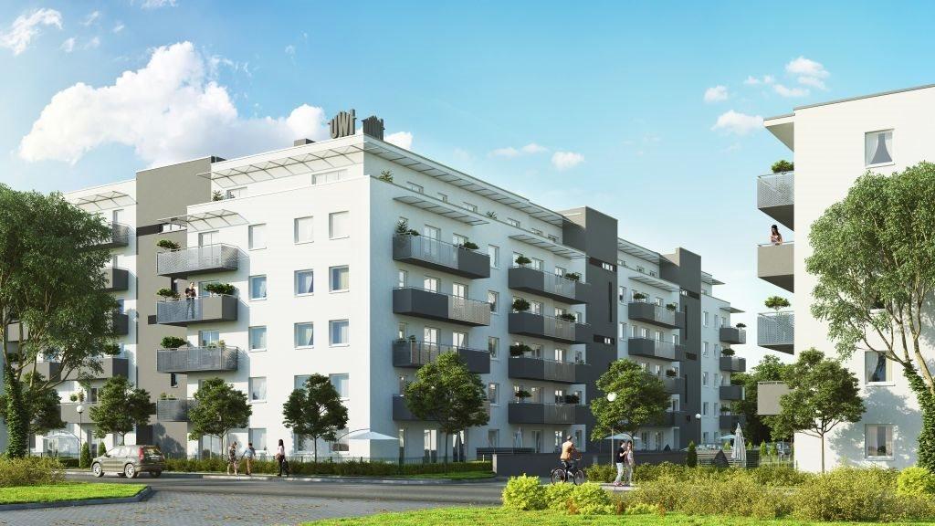 Nowe mieszkanie trzypokojowe Malta Wołkowyska Poznań, Rataje, Wołkowyska  77m2 Foto 2