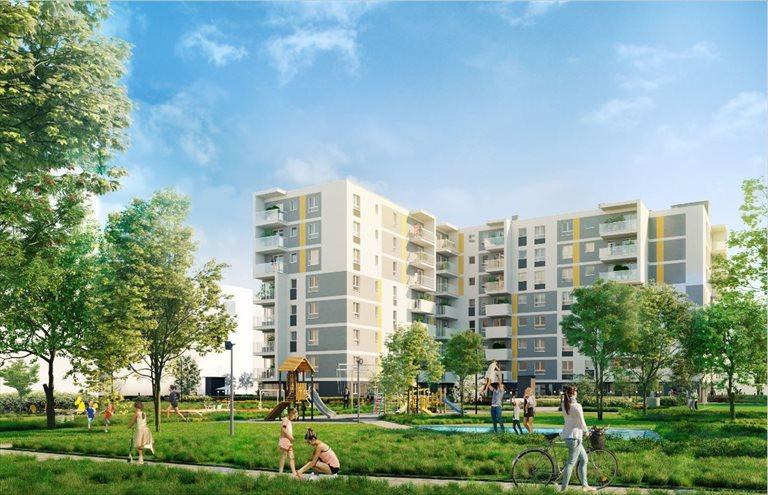 Nowe mieszkanie trzypokojowe Next Ursus  Warszawa, Ursus, Posag 7 Panien 18  64m2 Foto 6