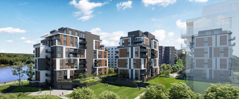 Nowe mieszkanie dwupokojowe INSPIRE Katowice, Dolina Trzech Stawów, Gen. W. Sikorskiego 41  46m2 Foto 7