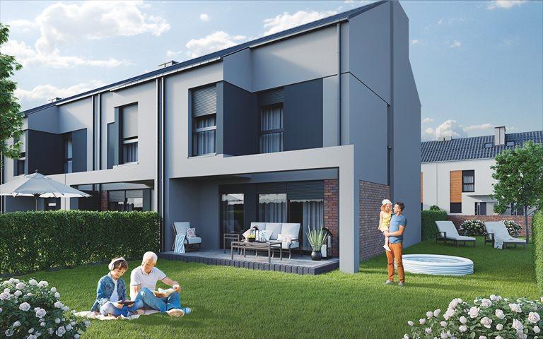 Nowy dom Osiedle Zielone Kamionki 4 Kamionki, Laskowa  100m2 Foto 1