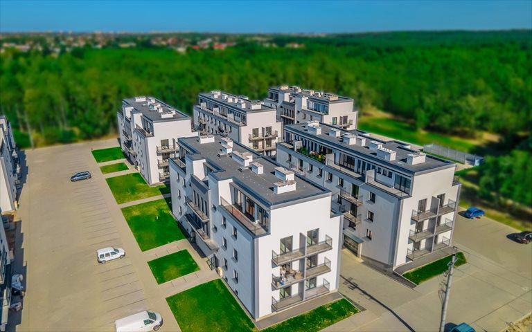 Nowe mieszkanie dwupokojowe Osiedle Poznańskie Poznań, Czapury, Poznańska 3  34m2 Foto 6