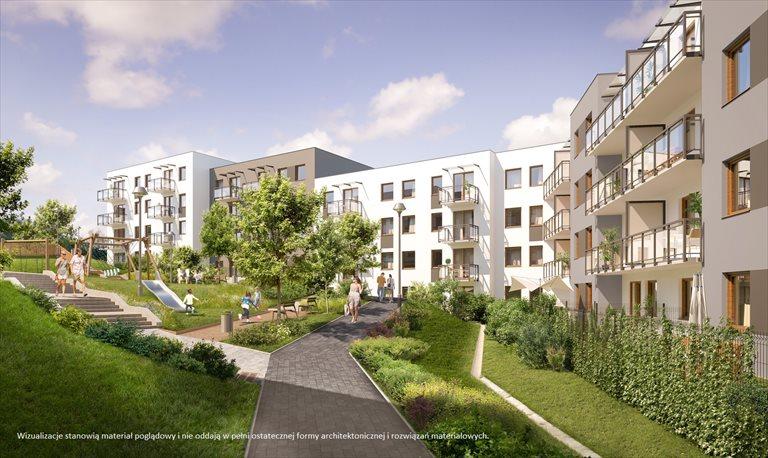 Nowe mieszkanie Wolne Miasto etap VI Gdańsk, Cedrowa 37  56m2 Foto 1