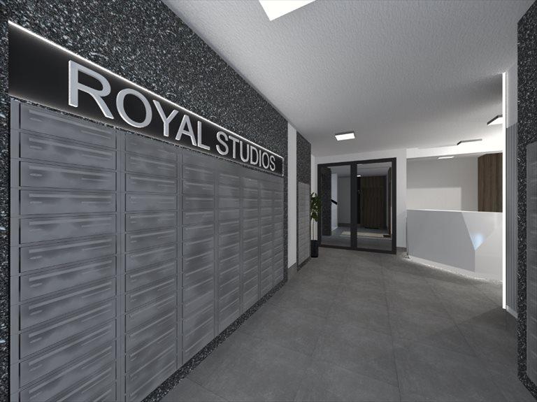 Nowe mieszkanie trzypokojowe Royal Smart Studios Etap II Gliwice, Politechnika, Pszczyńska 51  40m2 Foto 6