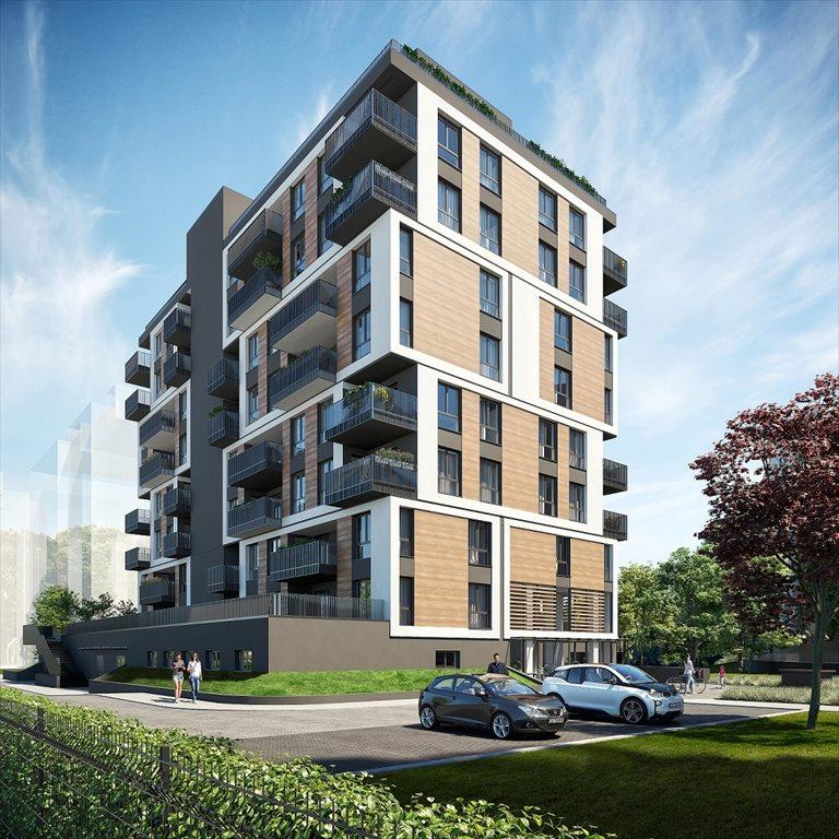 Nowe mieszkanie dwupokojowe INSPIRE Katowice, Dolina Trzech Stawów, Gen. W. Sikorskiego 41  52m2 Foto 1
