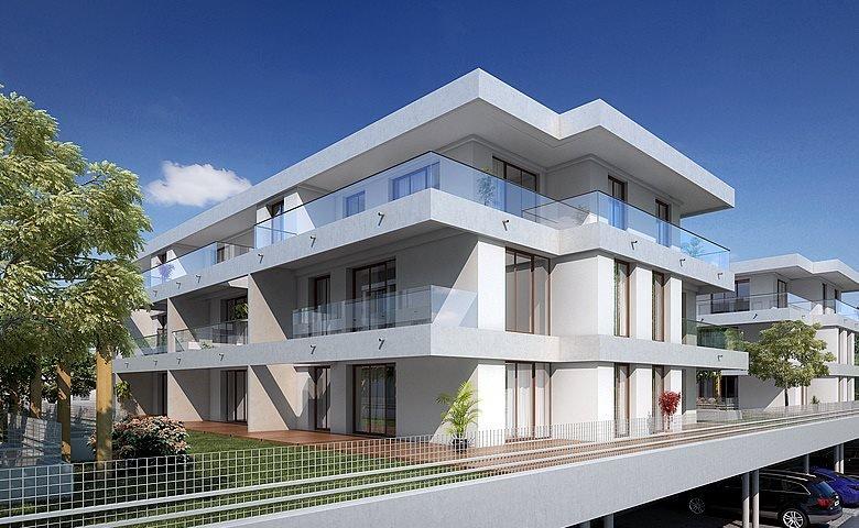Nowe mieszkanie trzypokojowe Willa Wrocław Wrocław, Księże Małe, Rybnicka 18  93m2 Foto 1