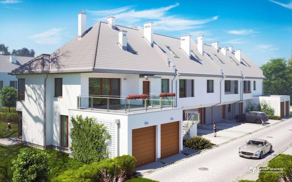 Dom na sprzedaż Ogrody Przyjaciół 3 Warszawa, Białołęka, Cieślewskich  64m2 Foto 1