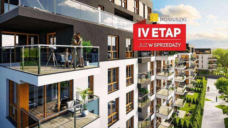 Nowe mieszkanie trzypokojowe Park Moniuszki Mysłowice, Chopina 36  65m2 Foto 1