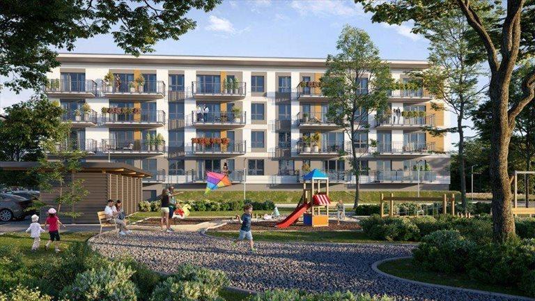 Nowe mieszkanie czteropokojowe  Osiedle Oskar Łódź, Rąbieńska 33  74m2 Foto 2