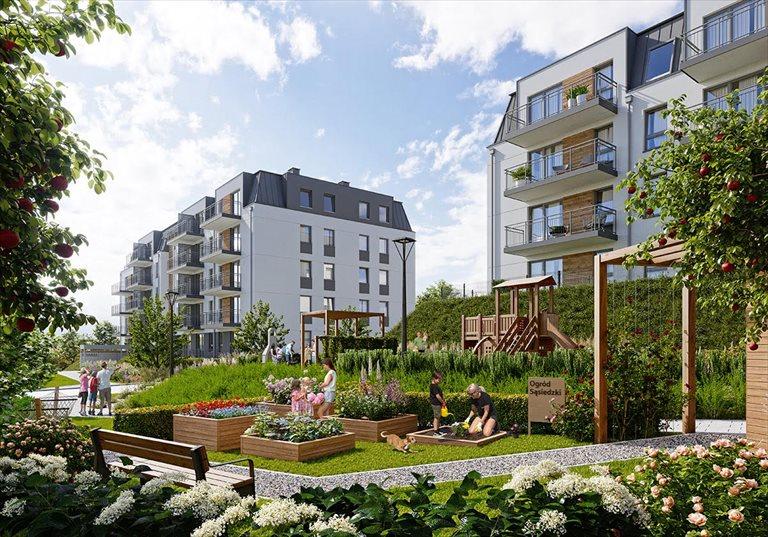 Nowe mieszkanie czteropokojowe  Flora by Hanza Gdańsk, Ujeścisko-Łostowice, Niepołomicka 46  72m2 Foto 3