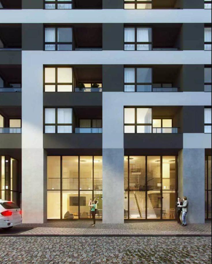 Nowe mieszkanie trzypokojowe Dom przy Filharmonii Katowice, ul. Opolska 11  65m2 Foto 4