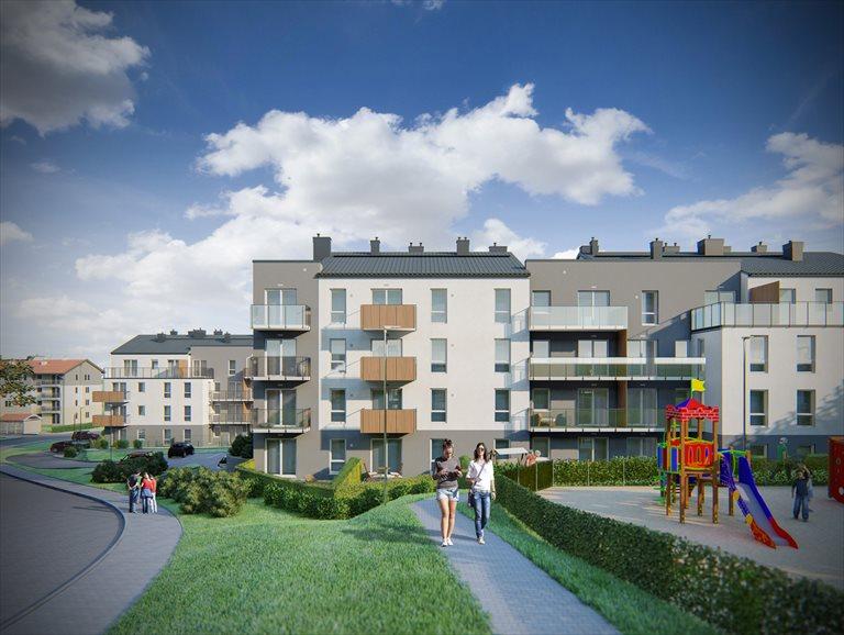 Nowe mieszkanie trzypokojowe Osiedle Kasztanowe Borkowo, Kasztanowa 75A,B,C  67m2 Foto 6