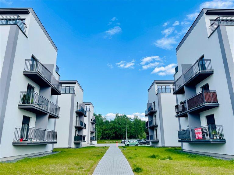 Nowe mieszkanie dwupokojowe Osiedle Poznańskie Poznań, Czapury, Poznańska 3  34m2 Foto 3