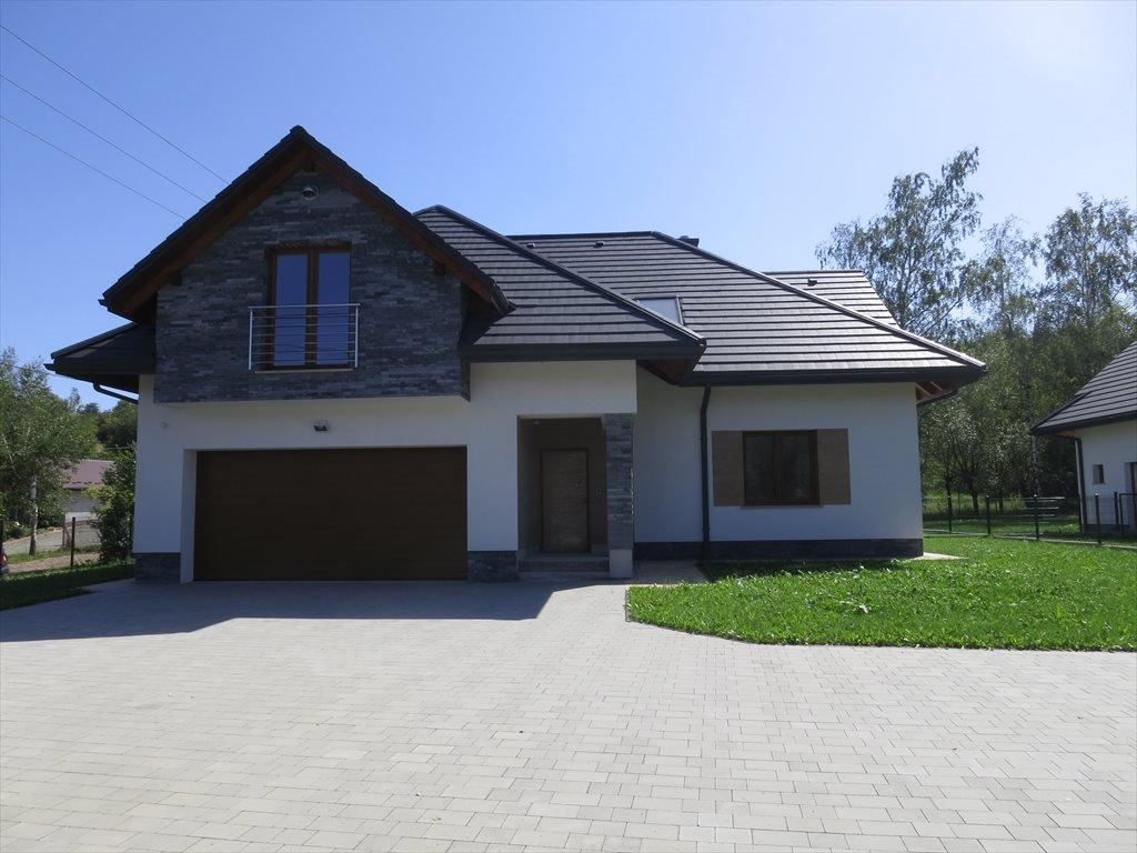Nowy dom PARK BRZOZOWY Wieliczka okolice  246m2 Foto 1