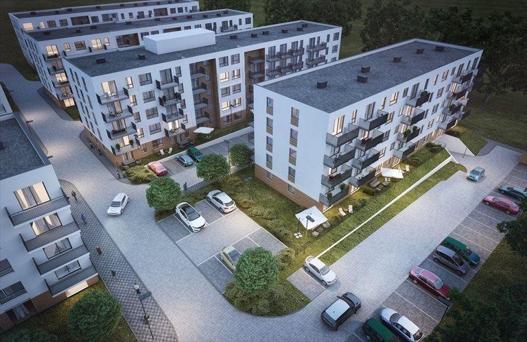 Nowe mieszkanie dwupokojowe STABŁOWICKA II ETAP Wrocław, FABRYCZNA - STABŁOWICE  35m2 Foto 4