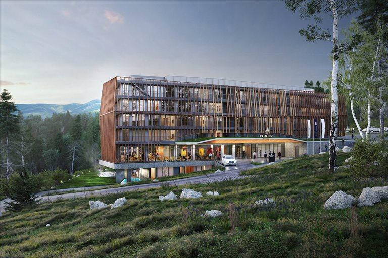 Forest Ski Hotel**** Szklarska Poręba, Osiedle Podgórze  Foto 1