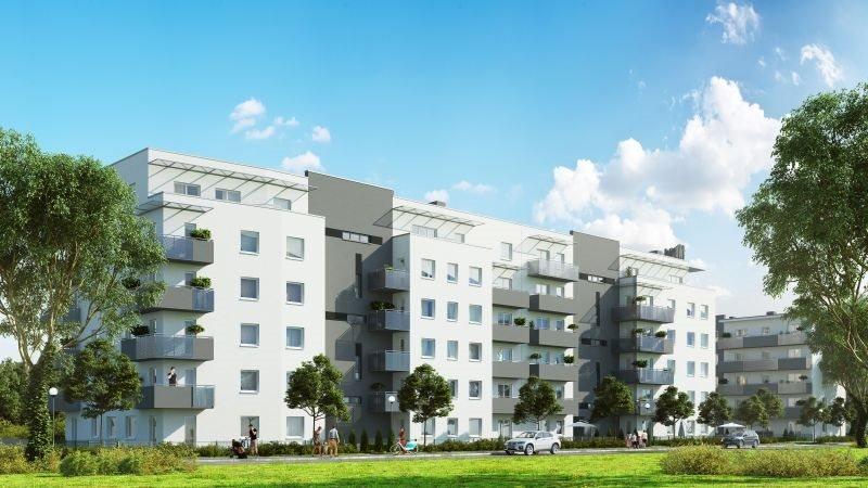 Nowe mieszkanie dwupokojowe Malta Wołkowyska Poznań, Rataje, Wołkowyska  48m2 Foto 1