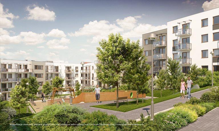 Nowe mieszkanie Wolne Miasto etap VI Gdańsk, Cedrowa 37  56m2 Foto 2