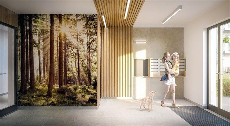 Nowe mieszkanie trzypokojowe Nasze Miejsce Gdańsk, Ujeścisko, Niepołomicka  63m2 Foto 6