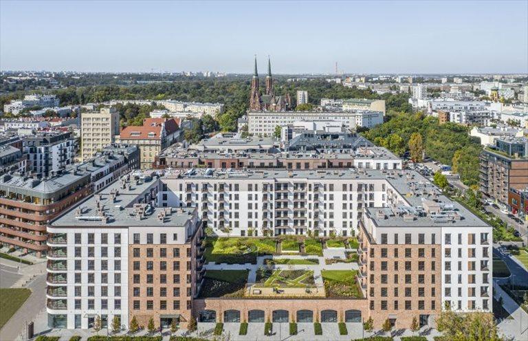 Nowe mieszkanie dwupokojowe Port Praski Warszawa, ul. Sierakowskiego/ ul. Stefana Okrzei  54m2 Foto 5