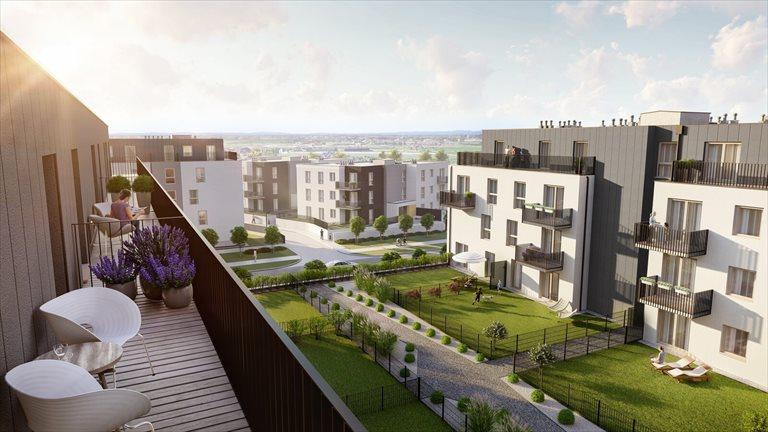 Nowe mieszkanie dwupokojowe Kajdasza etap II Wrocław, Kajdasza  48m2 Foto 7