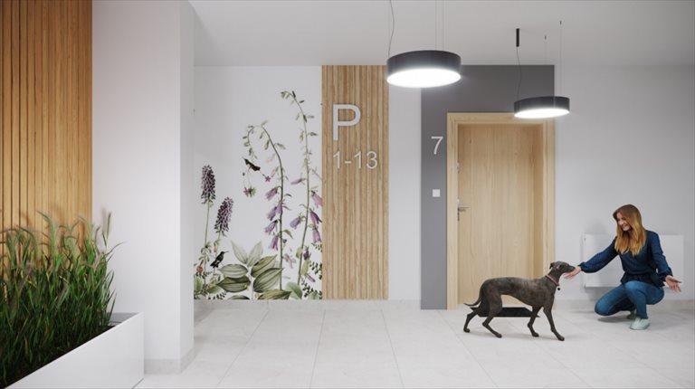 Nowe mieszkanie dwupokojowe Osiedle przy Błoniach Rumia, Janowo, Błoń Janowskich  41m2 Foto 9