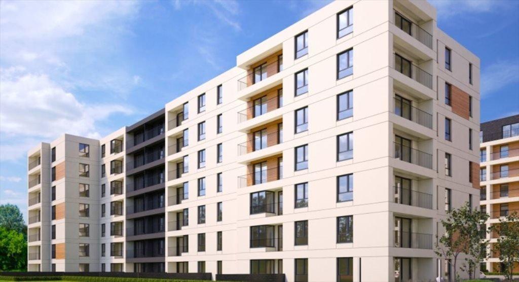 Nowe mieszkanie trzypokojowe DĄBSKA ETAP III Kraków, Grzegórzki, ul. Dąbska  52m2 Foto 7