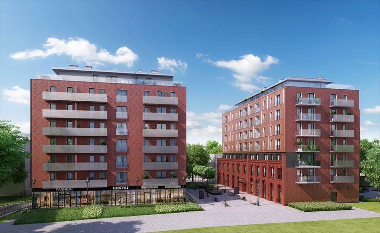 Nowe mieszkanie trzypokojowe Halo Wrocław, Stare Miasto, Tęczowa 29A-31A  67m2 Foto 3