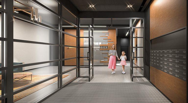 Nowe mieszkanie trzypokojowe DOKI LIVING Gdańsk, Śródmieście, ks. Jerzego Popiełuszki/Rybaki Górne  58m2 Foto 9