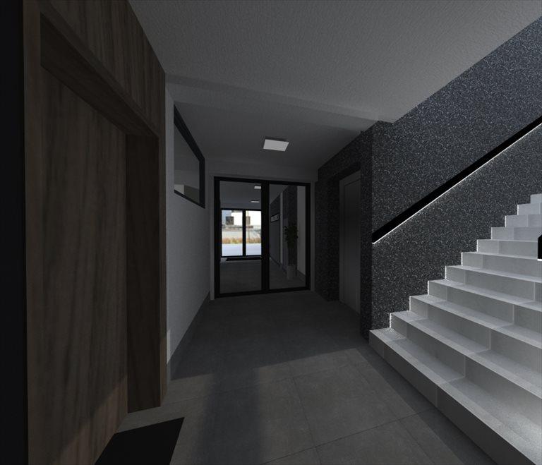 Nowe mieszkanie trzypokojowe Royal Smart Studios Etap II Gliwice, Politechnika, Pszczyńska 51  40m2 Foto 9