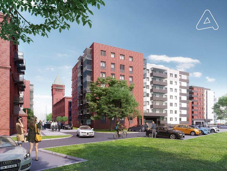 Nowe mieszkanie trzypokojowe Browary Wrocławskie  Mieszkania 1-5 pokojowe od 33 do 117 m2 Wrocław, Śródmieście, Jedności Narodowej  51m2 Foto 7