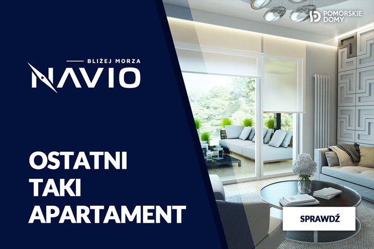 Nowe mieszkanie trzypokojowe NAVIO Gdańsk, Brzeźno, Al. Hallera 232  59m2 Foto 1